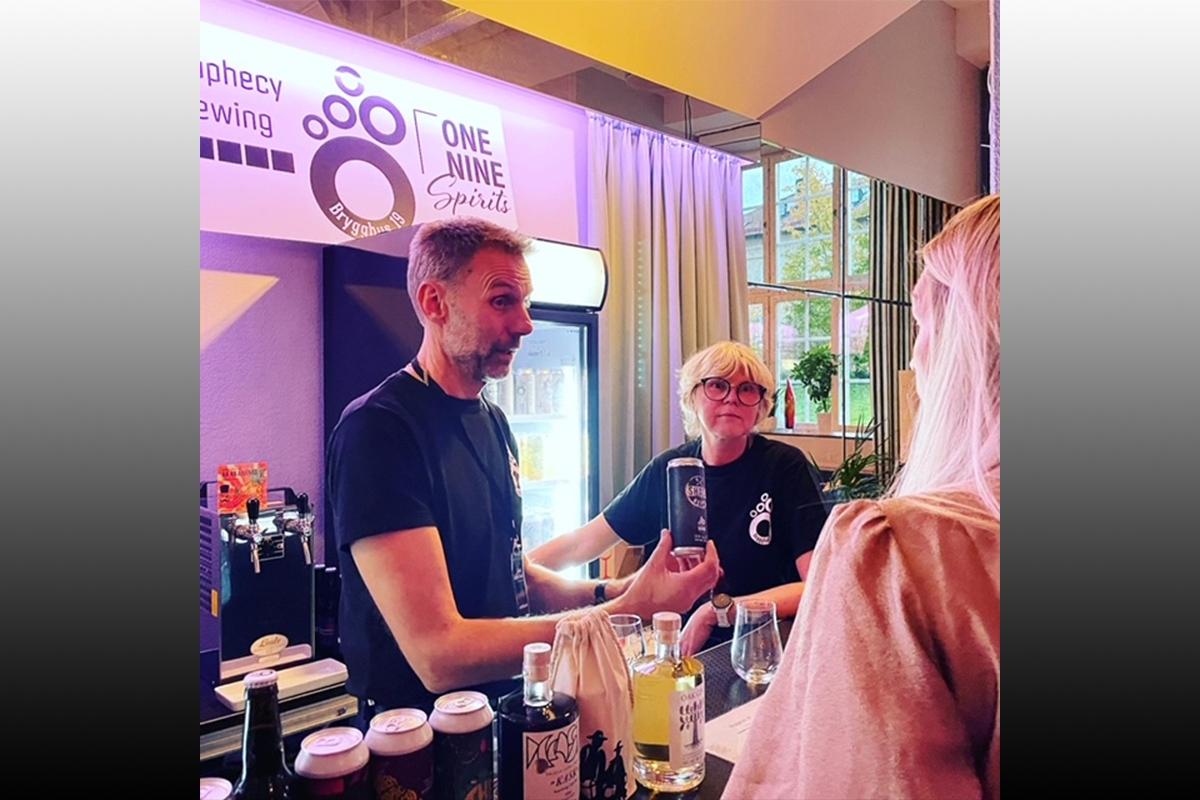 Växjö Ölfestival 2021. Foto: Robert Andersson