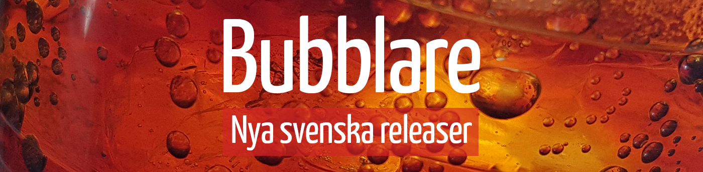 Nya svenska releaser